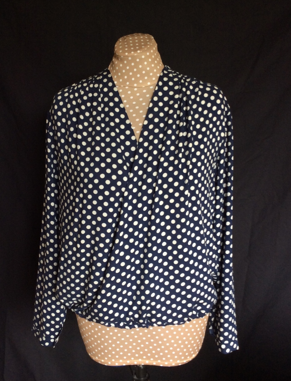 sew over it Anderson blouse