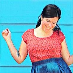 Helen's Closet sewing blogger