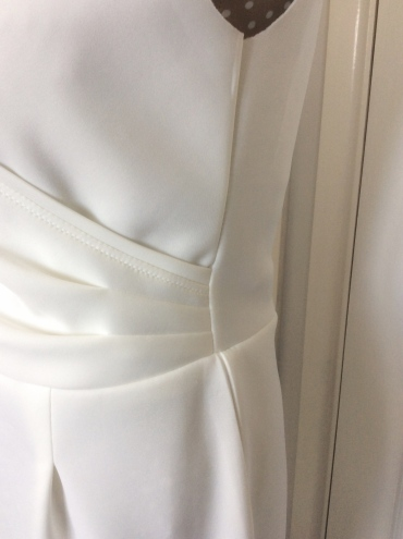 Simplicity new look 6301 side pleats