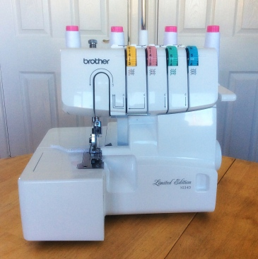 Brother 1034d overlocker serger