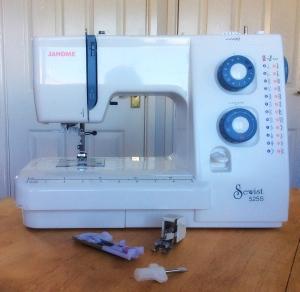 Janome sewing machine Sewist 525S