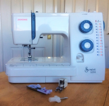Janome sewing machine Sewist 525S