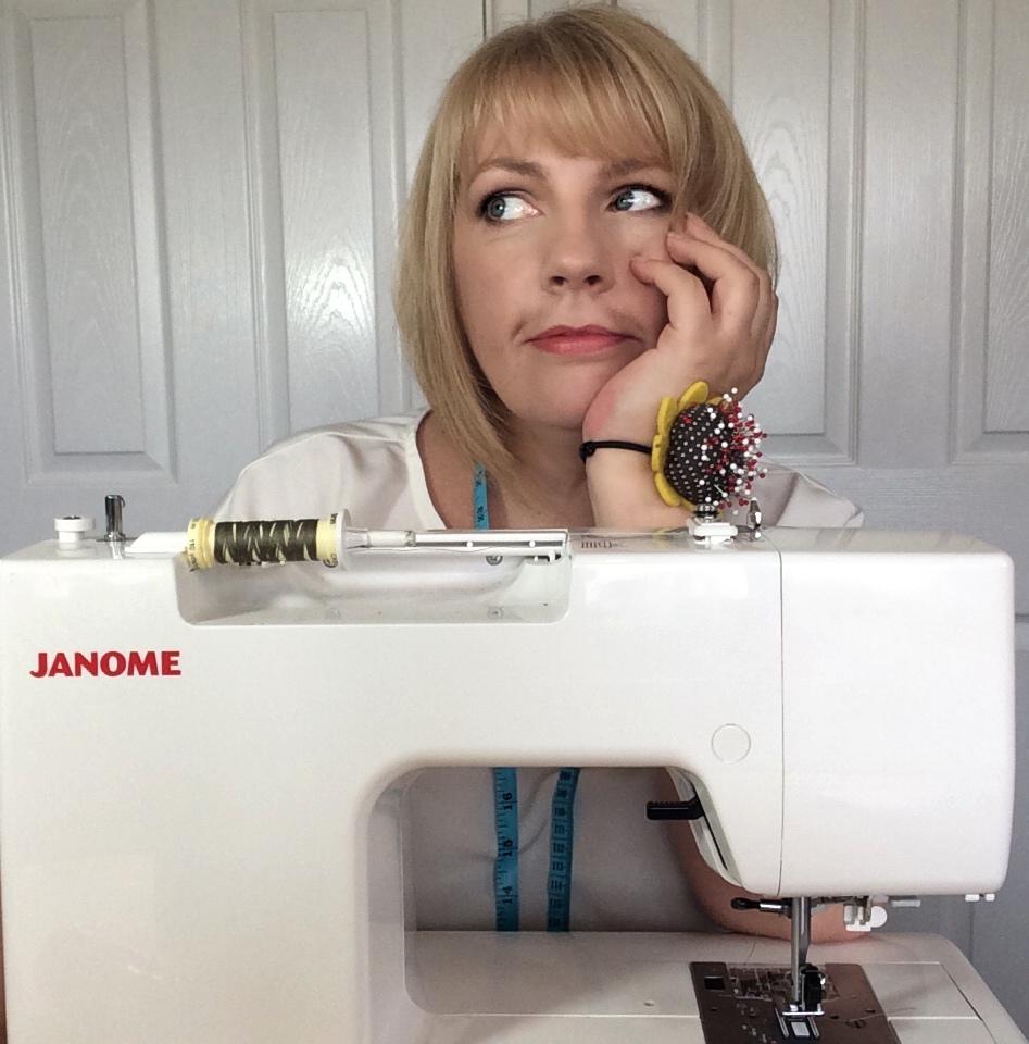 The Seamstress Tag sew Sarah smith