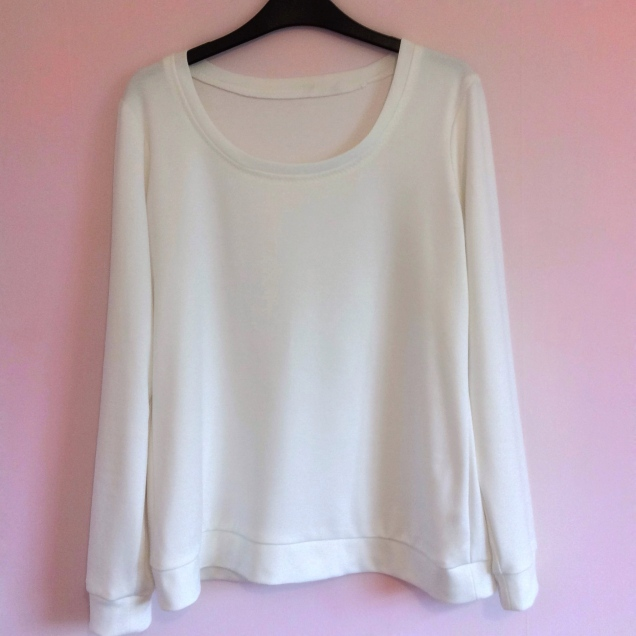 Long sleeves round neck Sewaholic renfrew