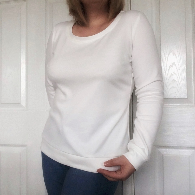 Renfrew top by Sewaholic sewing pattern review