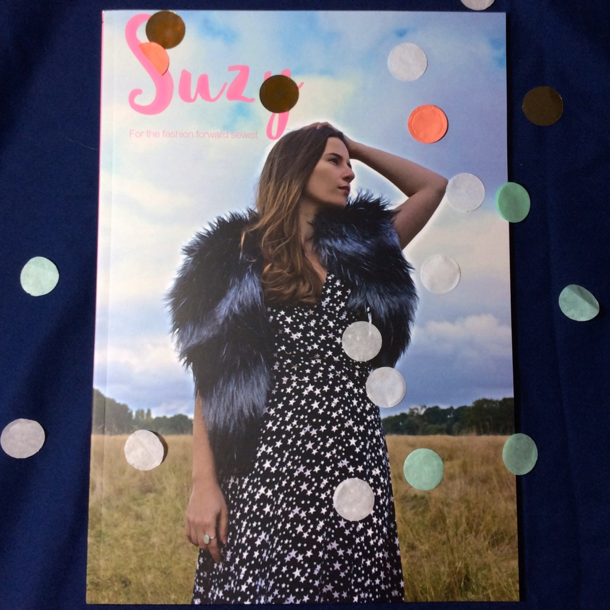 Suzy - A New Sewing Magazine pitched for the Fashion Forward  Sewist - a Review