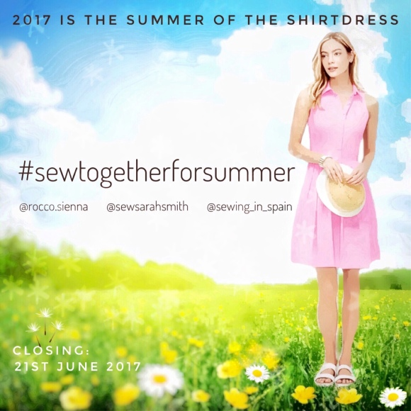 Sew together for summer