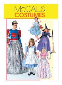 Mccalls m4948 review fancy dress costume