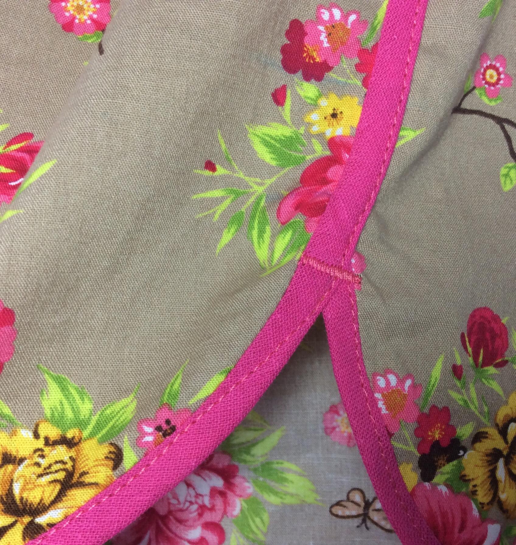 Lakeside PJs shorts binding