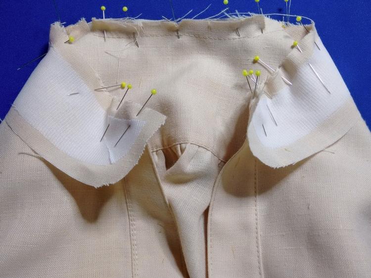 How to sew collar sew alongcollar #sewtogetherforsummer