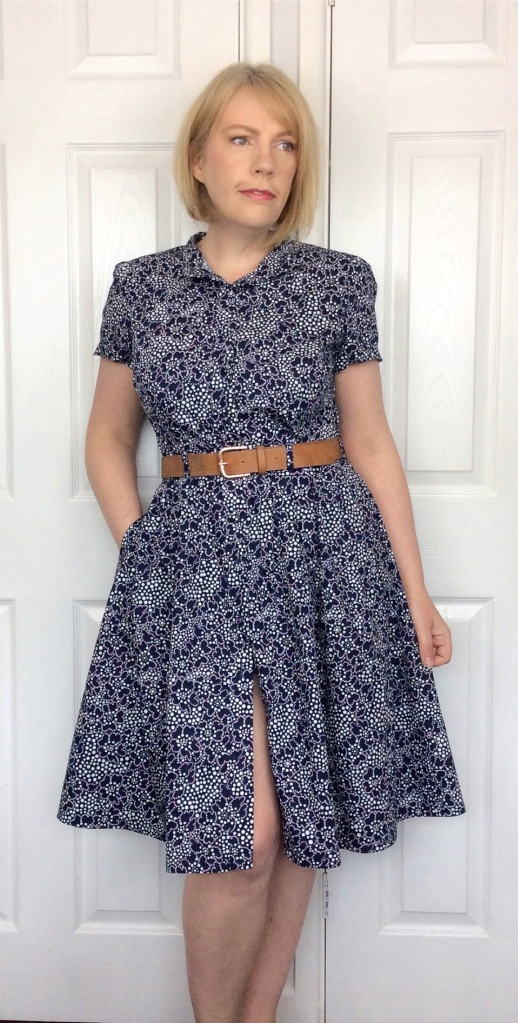 f9f7091c91e5 McCalls 6696 Shirtdress: Ding Ding Round 2 – it's a knockout!