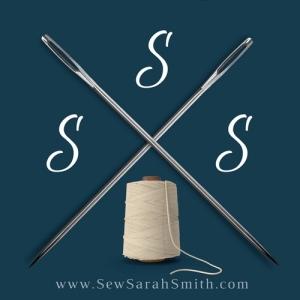 Logo Sew Sarah Smith