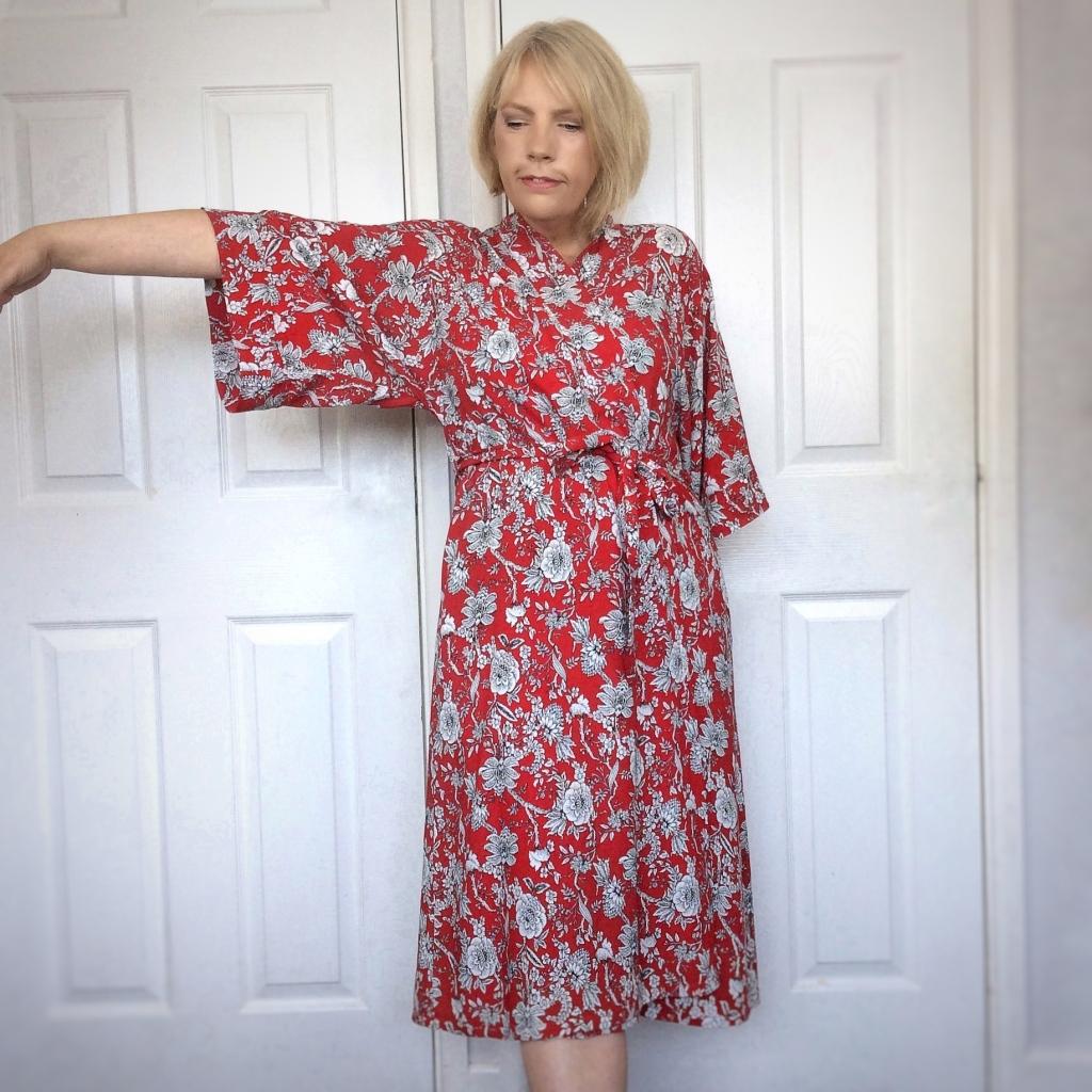 Helen's closet kimono