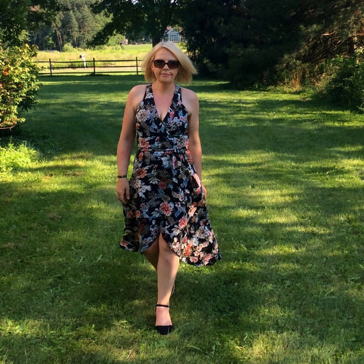 My Favourite Ever Summer Dress: McCall's M7119