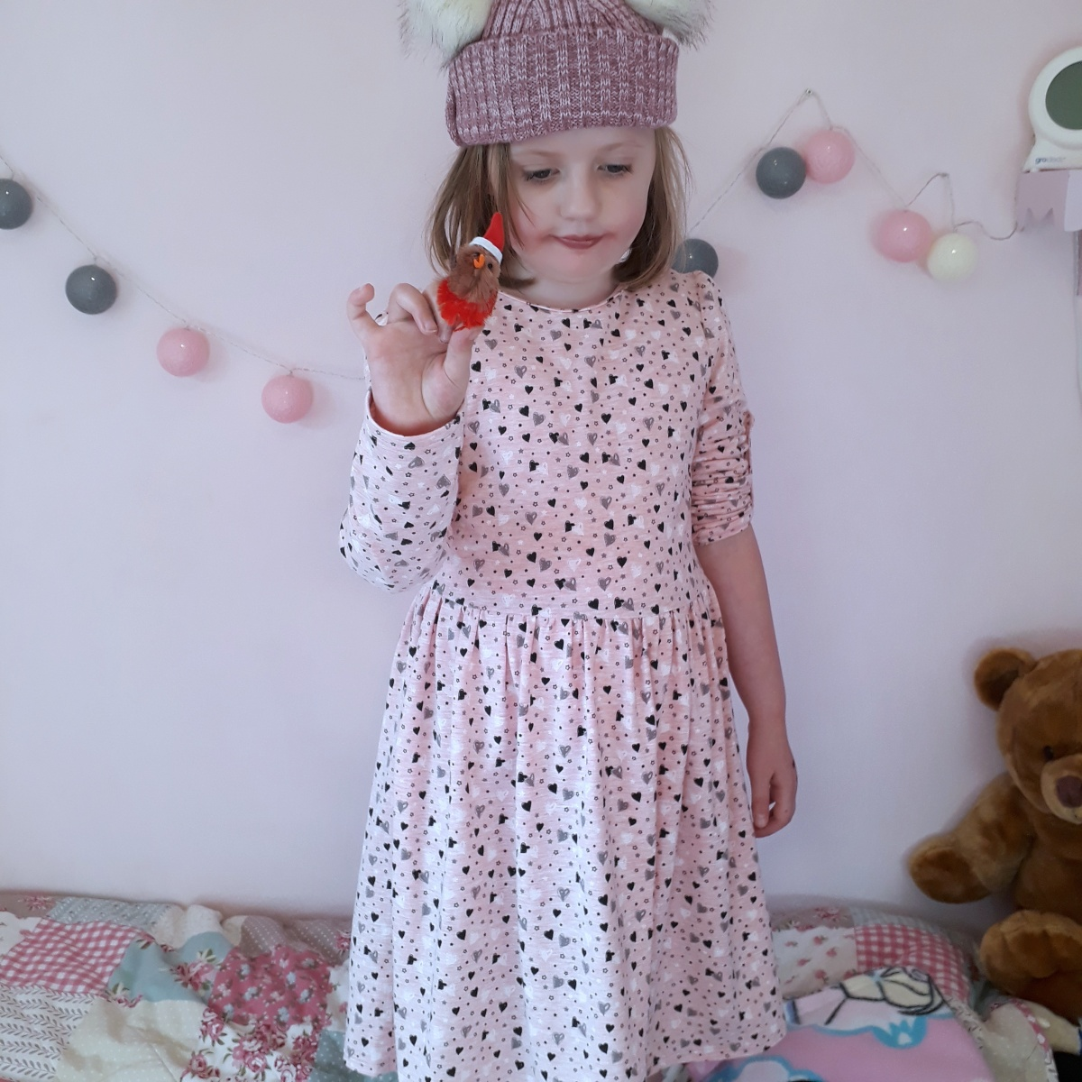 The Kensington Dress by Hey June Patterns - the perfect girls dress!?