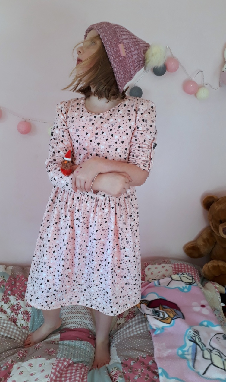 Kensington Dress by Hey June sewing pattern review