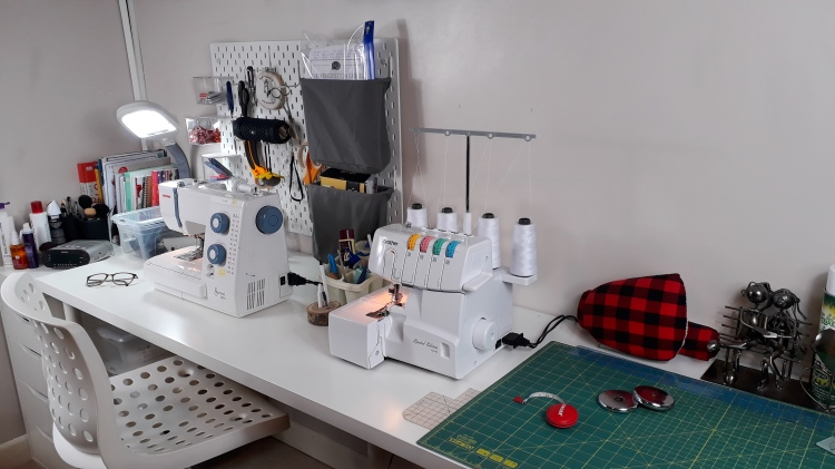 Sewing room sew Sarah Smith