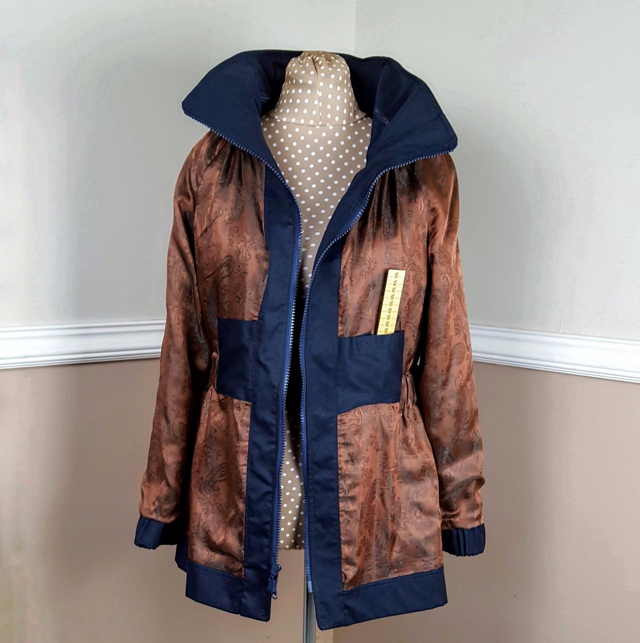 coat lining tutorial