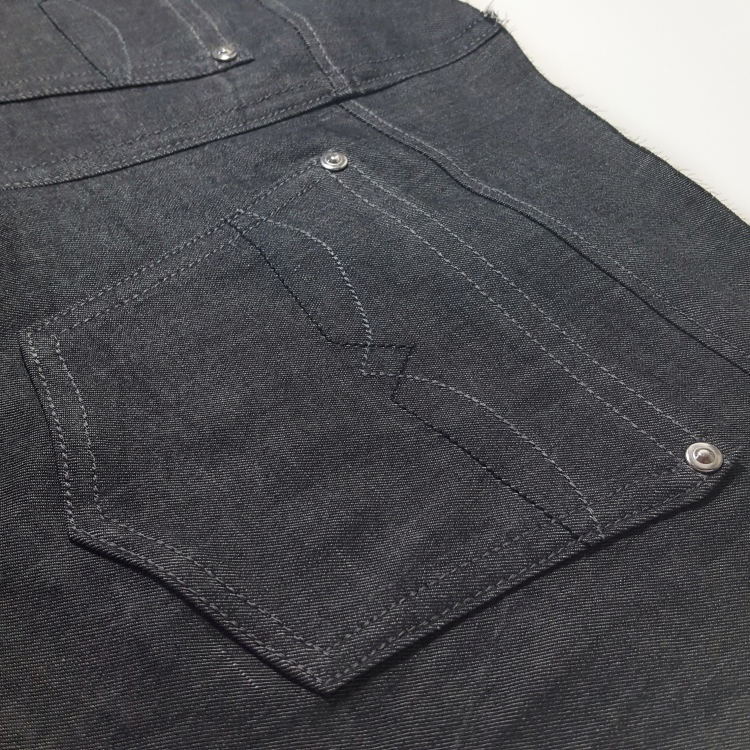 jeans pocket sewing