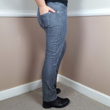 pull on jeans sewing pattern